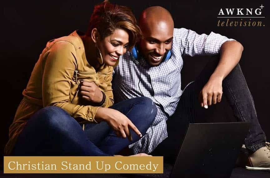 Christian stand up comedy